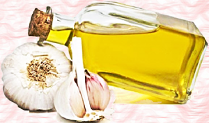 garlic oil for hair