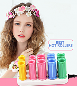 best heated hair rollers