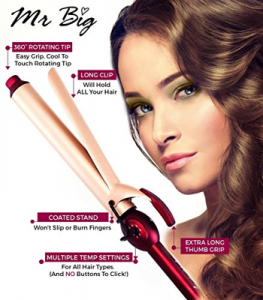 Mr Big most advanced curler review