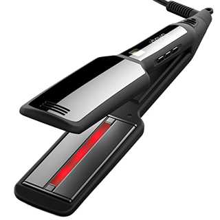 Xtava Pro Satin Infrared hair straightener review